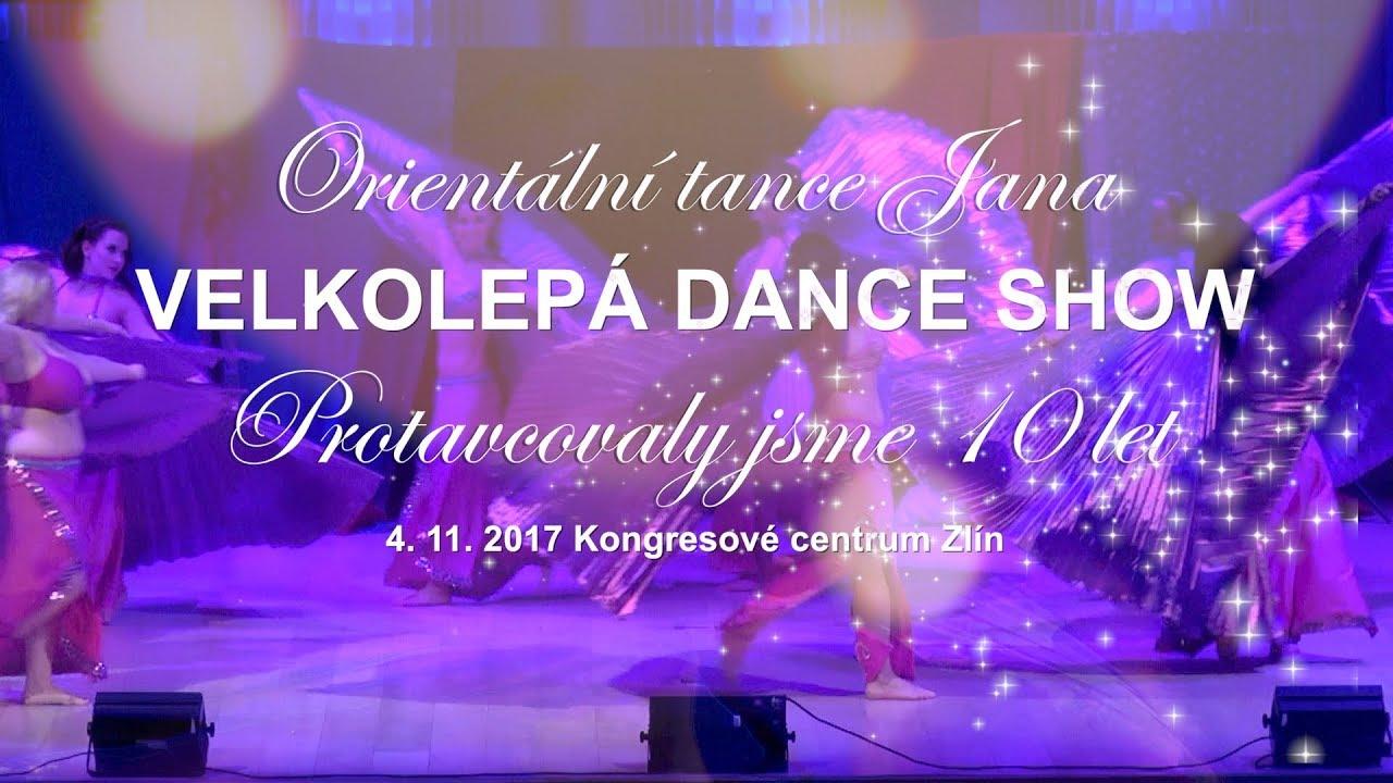 Výsledek obrázku pro velkolepá dance show jana