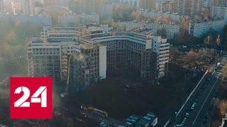 Городские технологии. А из нашего окна реновация видна. Специальный репортаж Дмитрия Щугорева - Ро…
