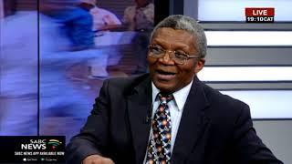 Bishop Mpumlwana reacts to lootings across Gauteng
