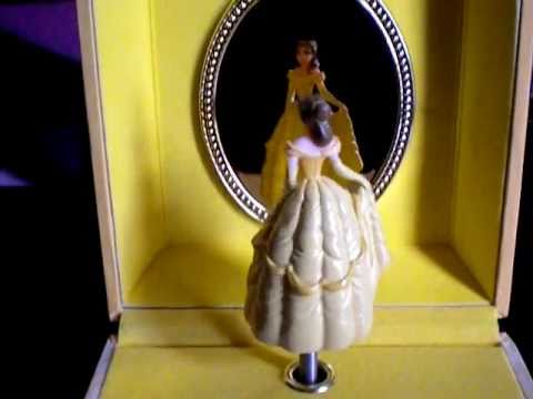 Belle Music Box