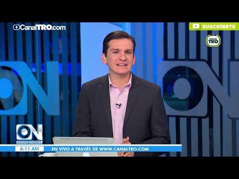 Oriente Noticias Primera Emisión 27 de agosto