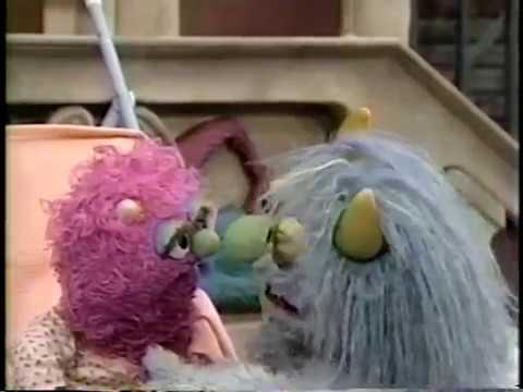 Sesame Street - Natasha's Baby Horns