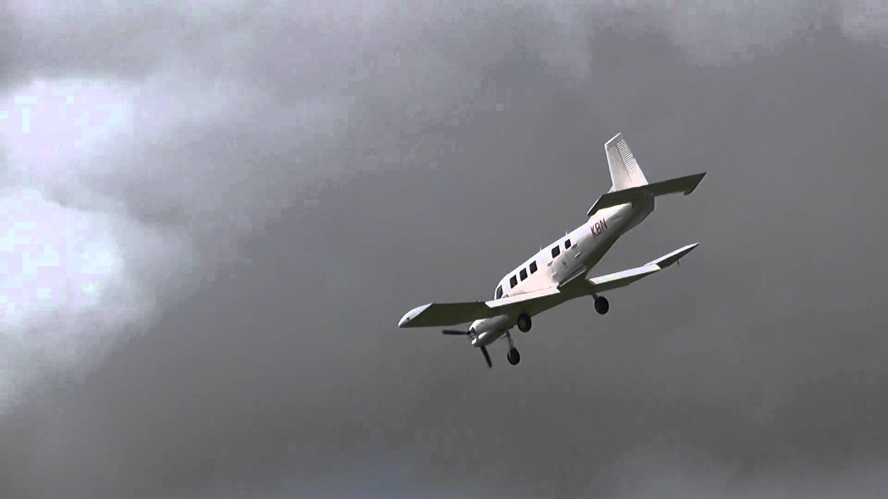 Pac p 750xl stol landing youtube
