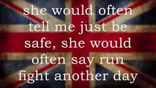 Missing Andy - Made In England (Lyrics)