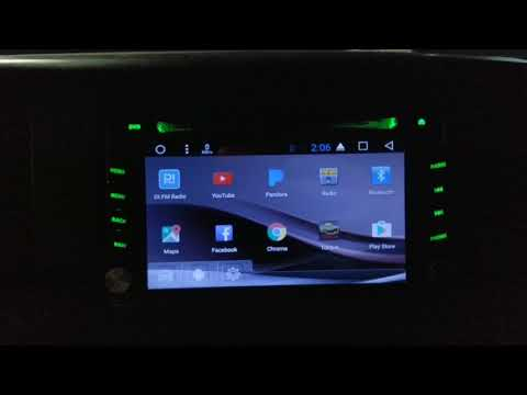 Android double din radio review