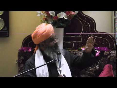 Mufti Shams ul Huda Misbahi - Nottingham Islamic Center