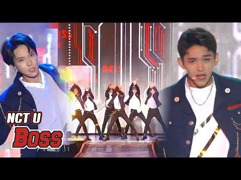 [Korean Music Wave] NCT U - BOSS ,  엔시티 유 - BOSS , DMC Festival 2018