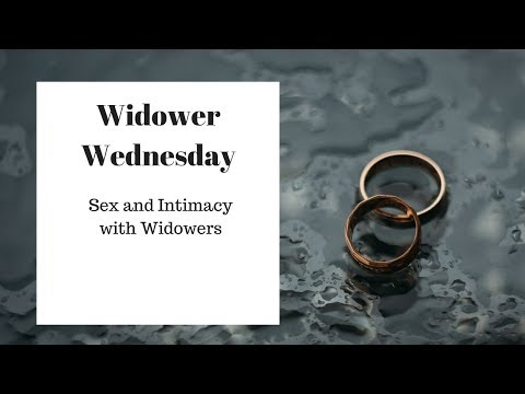widow and widower dating each other