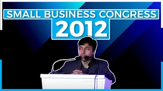 Small Business Congress 2012   President
