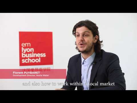 emlyon business school - Asian Campus