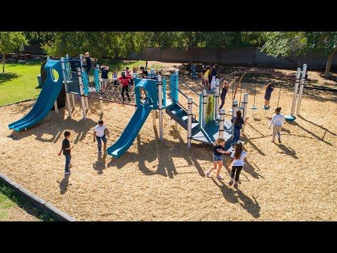 Liberty Arts Academy - Mesa, AZ - Visit a Playground - Landscape Structures