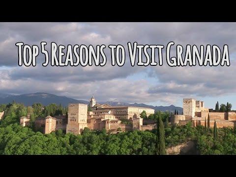 Granada, Spain- Top 5 Reasons to Visit