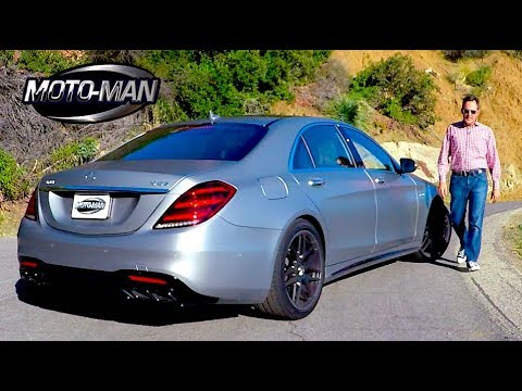 2018 Mercedes Benz S63 AMG TECH REVIEW (1 of 2)