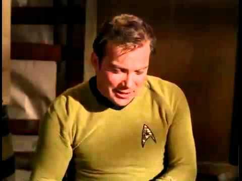 Kirk plays Fizbin.