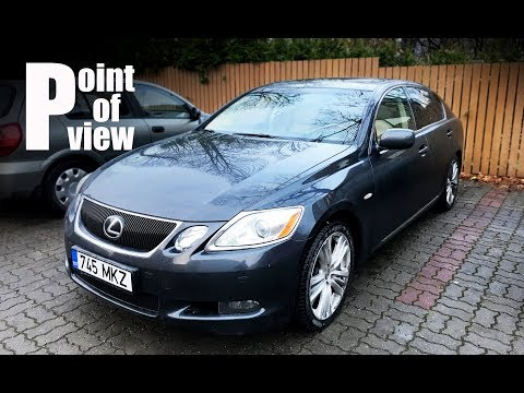 2007 Lexus GS 450h President one of the first luxury Hybrids