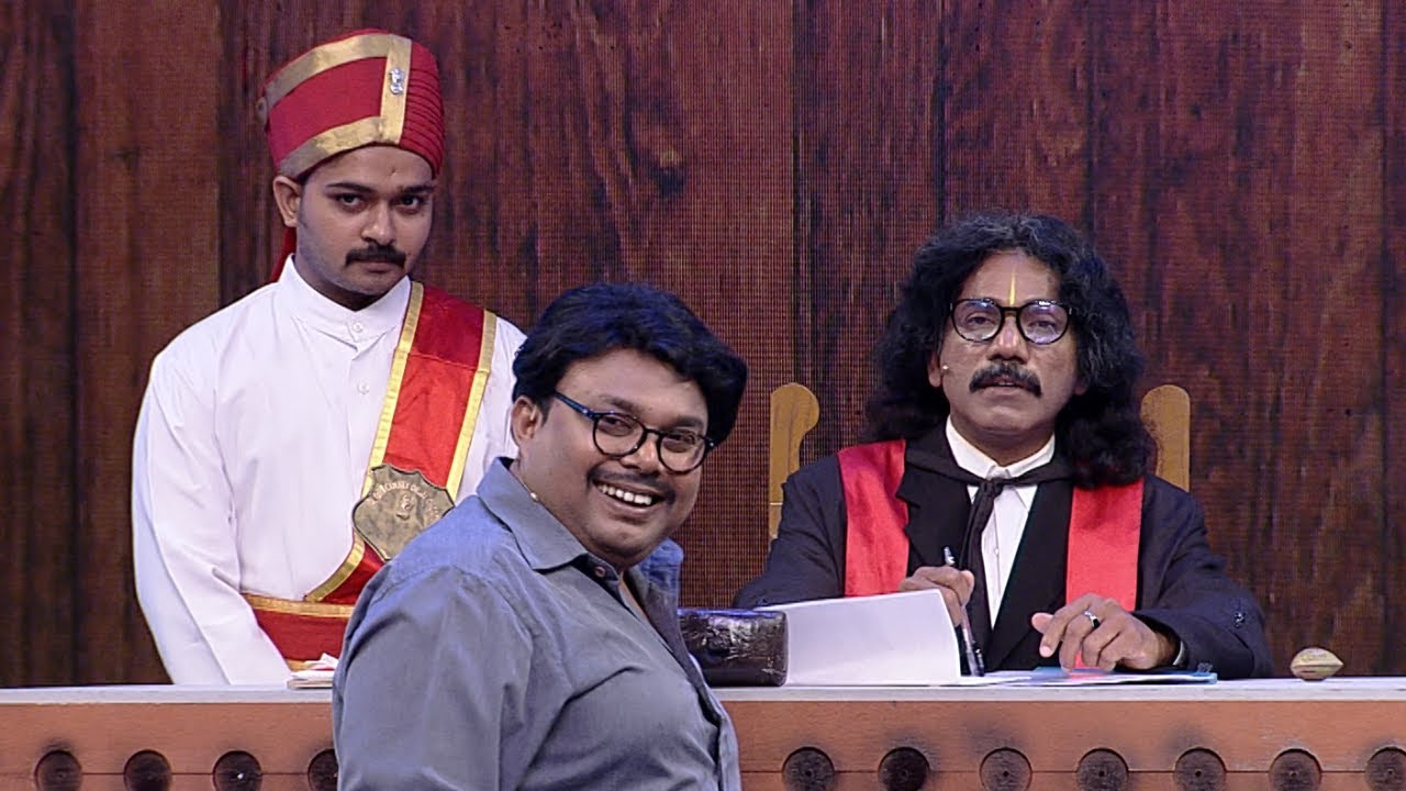 Download #ThakarppanComedy I The issues in the court..! I Mazhavil Manorama