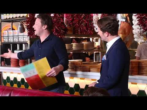 Jamie Oliver in Budapest: We Love Budapest