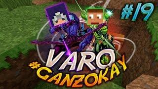Noch besseres Equip?! - Minecraft VARO Ep. 19 | VeniCraft | #GanzOkay