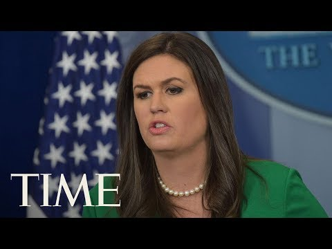 White House: It Is 'Premature' To Talk About Gun Control Laws After Las Vegas   TIME