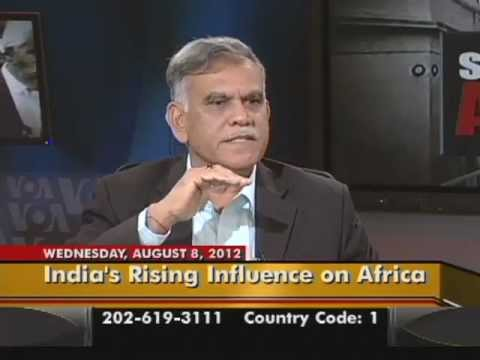 Studio Guest Indian Born Ugandan Businessman Arvind Patel Shares His Story