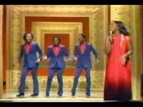 "(1973) Empress Gladys & The Pips ""Midnight Train To Georgia"""