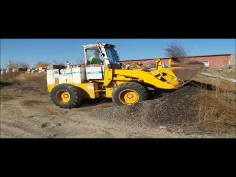 International 510 Wheel Loader For No Reserve Internet Auction December 15 2016