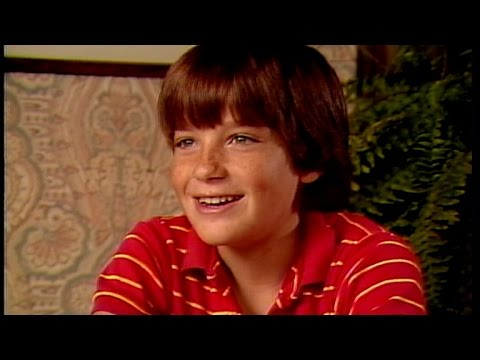 TBT: Adorable 13YearOld Jason Bateman on the Set of 'Silver Spoons'