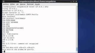 SquirrelMail en CentOS 6.3