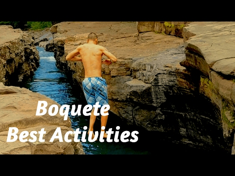 🌴Boquete and David Travel | What To Do Panama☀️