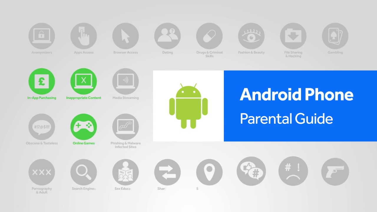 Android Phone parental controls step-by-step guide   Internet