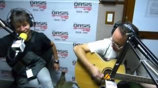 """Salim Vera canta en vivo """"En esta habitación"""" en La Fogatera de Oasis"""