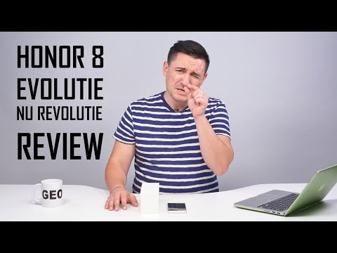 UNBOXING & REVIEW - Honor 8 - Evoluție, nu revoluție! (www.buhnici.ro)