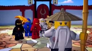 LEGO® Ninjago 2012 Episode 1-2 Ormarna reser sig