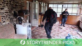 Urban Explorers Tour Double Murder House