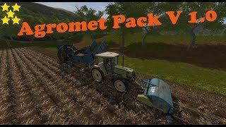"""[""""Agromet Pack V 1.0"""", """"Mod Vorstellung Farming Simulator Ls17: Agromet Pack V 1.0"""", """"Agromet Z-319 ANNA Z-644"""", """"Agromet Z-319"""", """"ANNA Z-644"""", """"Mod Vorstellung Farming Simulator Ls17: Agromet Pack ( Agromet Z-319 /ANNA Z-644 )V 1.0""""]"""