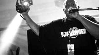 DJ Premier - Première Salve (Official Instrumental)