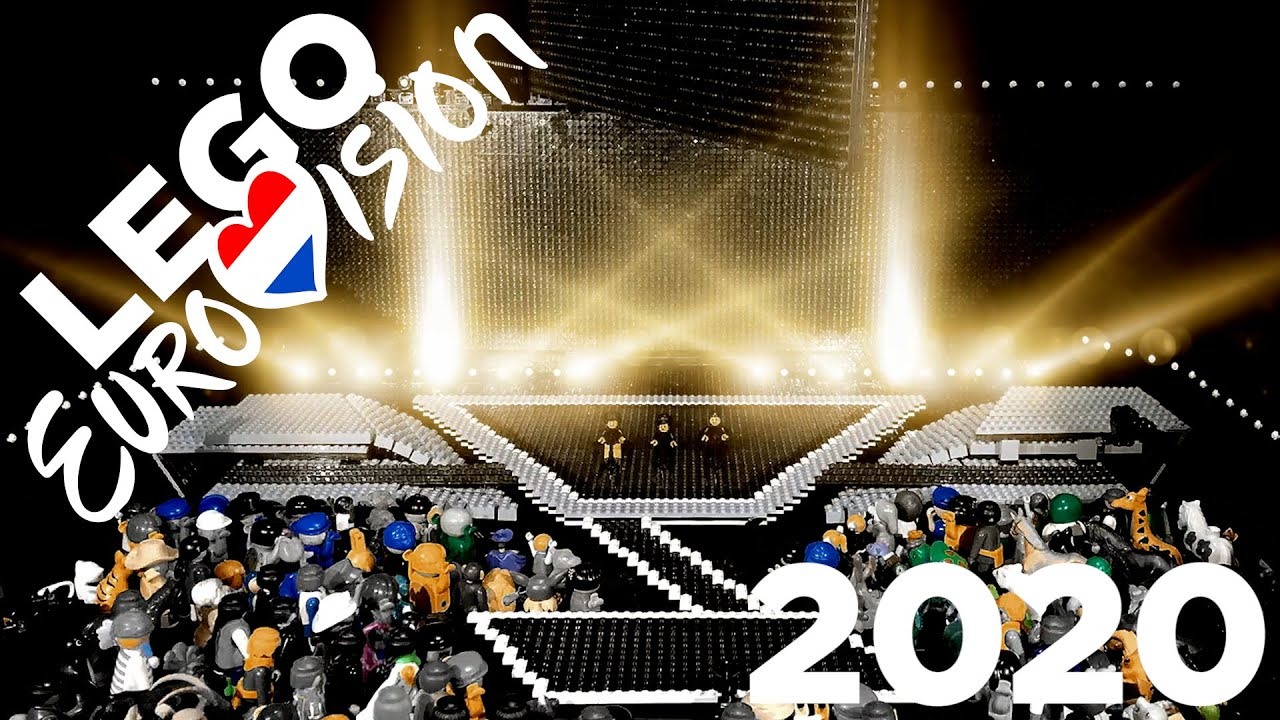 LEGO: Eurovision 2020 - All 41 Songs