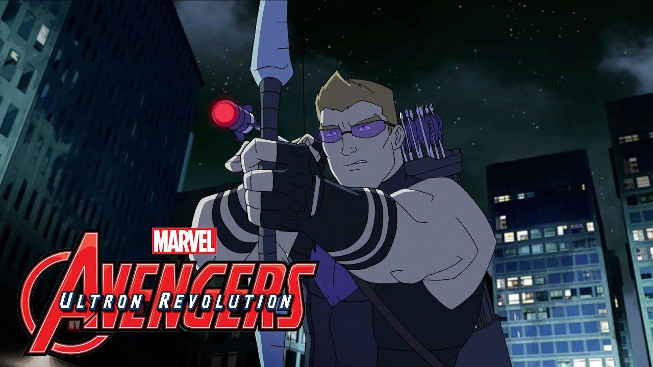 Download Marvel's Avengers: Ultron Revolution Season 3, Ep. 2 - Clip 1