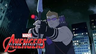Marvel's Avengers: Ultron Revolution Season 3, Ep. 2 - Clip 1