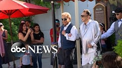 Siegfried and Roy respond to trainer's account of tiger attack l ABC News