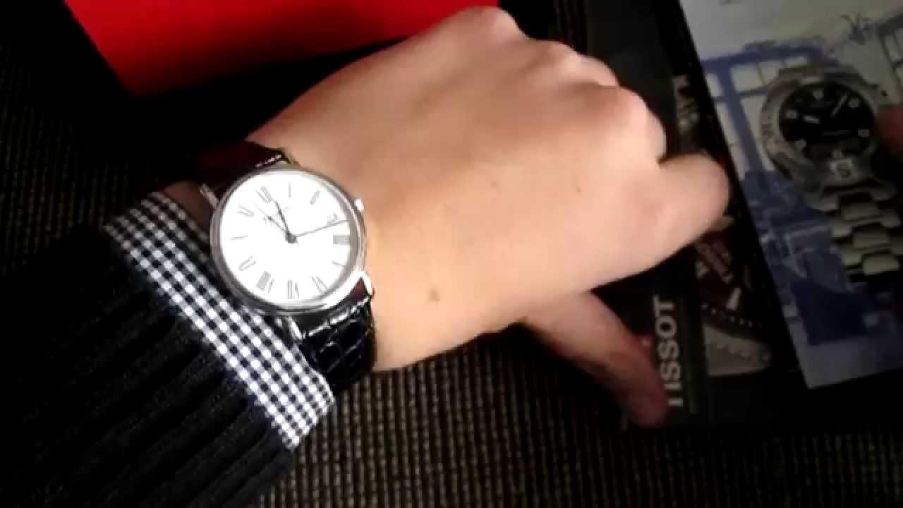 Best Dressy Watch Under 200 Swiss Made Bang Per Buck Tissot T