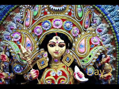 Confluence of Cultures in Hungary Durga Puja 2017