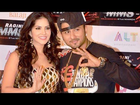 Yo Yo Honey Singh With Sunny Leone Interview Live Exclusive