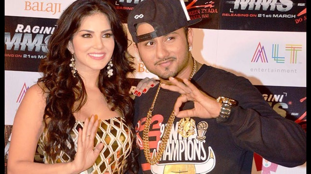 Yo Yo Honey Singh With Sunny Leone Interview Live Exclusive
