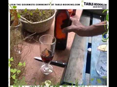 table-booking.com presents the taste of Ibiza. Mari Mayans Liquor Factory