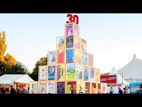30 Jahre Tollwood-Festival in München: PRG mit Full Service auch im Jubiläumsjahr dabei