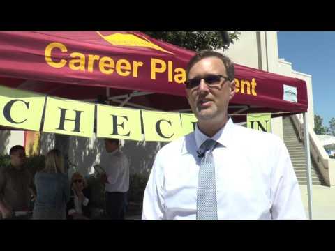 Saddleback College Career Fair