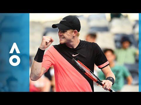 Kyle Edmund v Andreas Seppi match highlights (4R) | Australian Open 2018