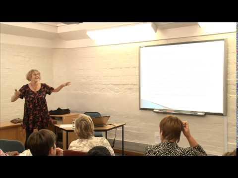 Prof Sue Clegg UCT Seminar