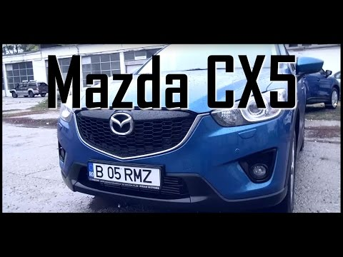 REVIEW - Mazda CX5 (www.buhnici.ro)